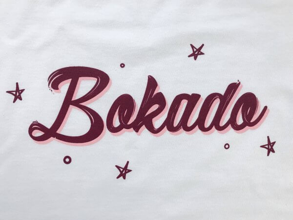 Bokado Shirt - Detail print