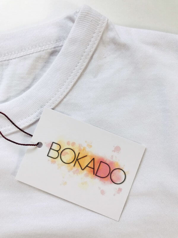 Bokado Shirt - Detail label