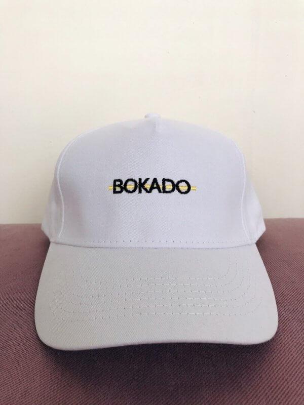 Bokado Pet Wit Vooraanzicht