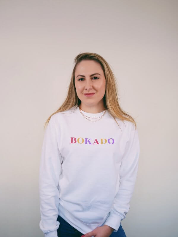 Bokado Sweater Wit
